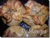 беляш, вак-беляш, печёные пирожки, татарская кухня