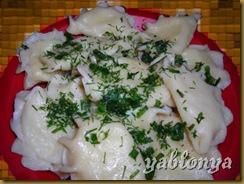 вареники с картошкой, рецепт, начинка для вареников, картофельный фарш