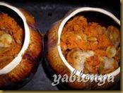 рецепты блюда в горшочках, пельмени рецепт, пельмени в горшочке с сыром