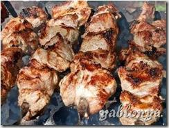 шашлык из свинины, маринад для шашлыка, правильный шашлык