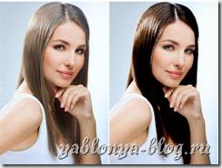 изменить цвет волос в фотошоп, как подобрать цвет волос, подбор цвета волос бесплатно