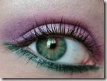 как подобрать тени, тени для зелёных глаз