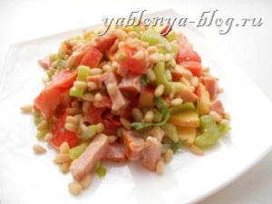 Рецепт цитрусовой заправки для салата
