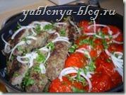рецепт люля кебаб, кебаб в духовке,  люля кебаб в духовке, люля кебаб из говядины, домашний кебаб, приготовление кебаб, турецкая кухня, домашний люля кебаб